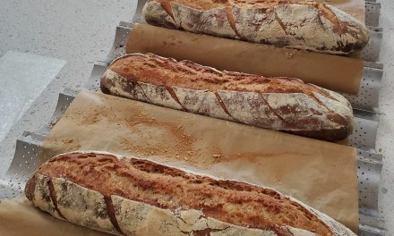 Make your own baguette!