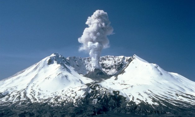 Il y a 40 ans : explosion du Mont St Helens