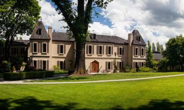 The Château Ste. Michelle, an Historic Breakaway