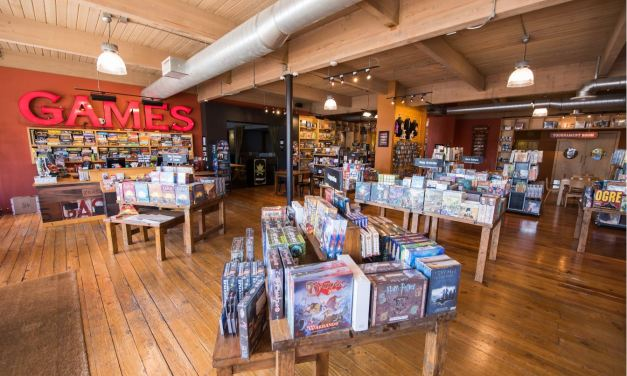 Mox Boarding House: The Local Temple of Board Games