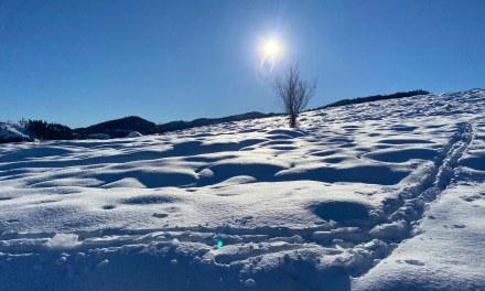 Winthrop en hiver