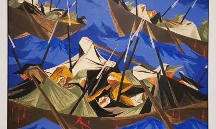 "Jacob Lawrence: the ""Struggle Series"""
