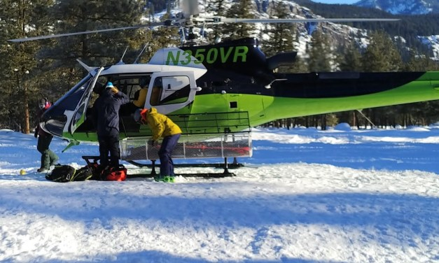 Skiing, Heliskiing, cross-country skiing in Winthrop