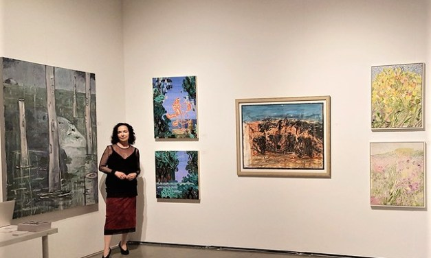 Linda Hodges: An art gallery at Pioneer Square