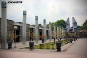 Latar Museum Menuju Makam
