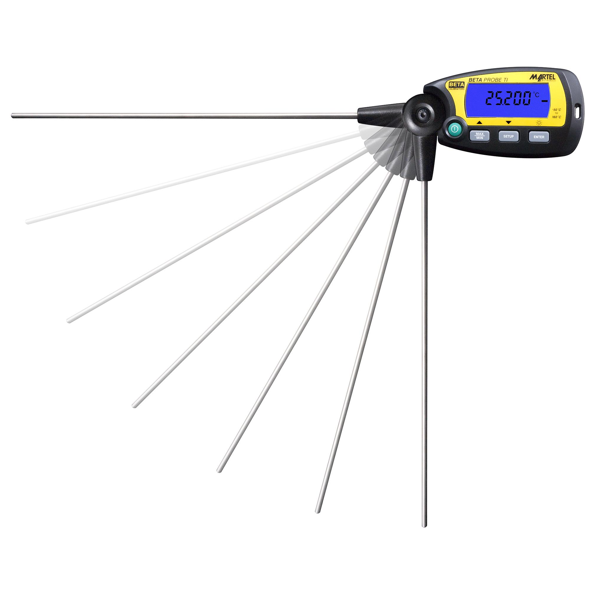 Digital Laboratory Thermometers