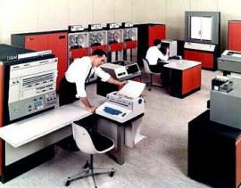 Virtualización en los años 60