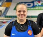 Таисия Чижикова – чемпионка России в весовой категории 87+