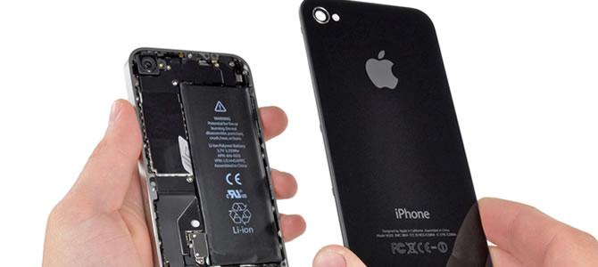 Transformar iPhones falsos em verdadeiros