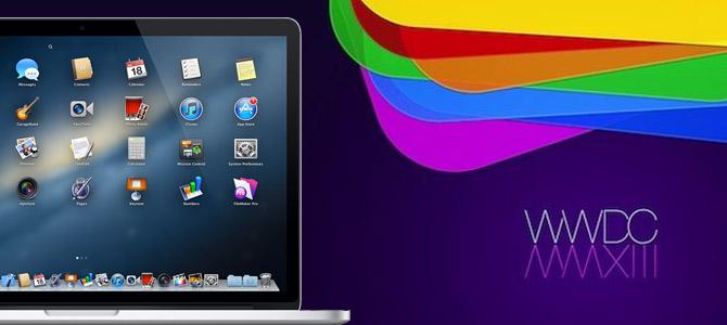 Apple poderá apresentar novos MacBooks Pros na WWDC 2013