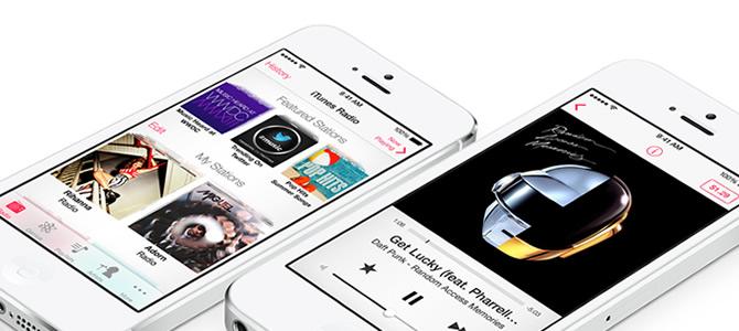 Apple apresenta proposta a editoras discográficas independentes relativa ao iTunes Radio.