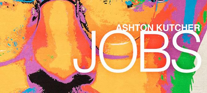 "Já há cartaz para o filme ""Jobs"""
