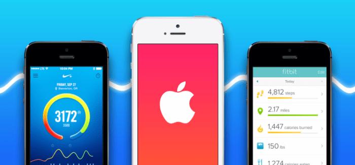Próximo iOS terá aplicação da Apple de fitness e saúde?
