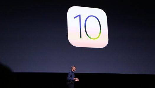 iOS 10 tornou a abertura de apps mais rápidas
