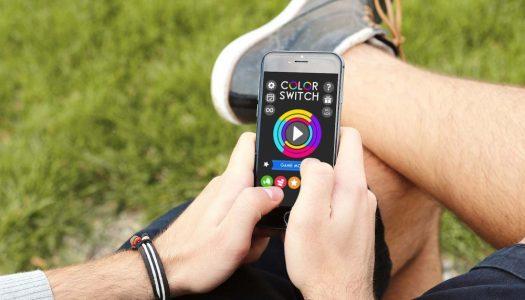 App da semana: Color Switch