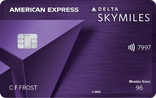 Delta SkyMiles<sup>®</sup> Reserve Card