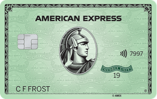 American Express® Green Card - Earn Points for Travel