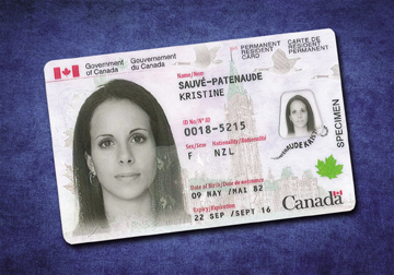 renew permanent resident card canada instruction guide