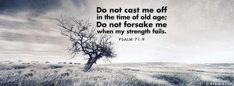 Psalm 71 9