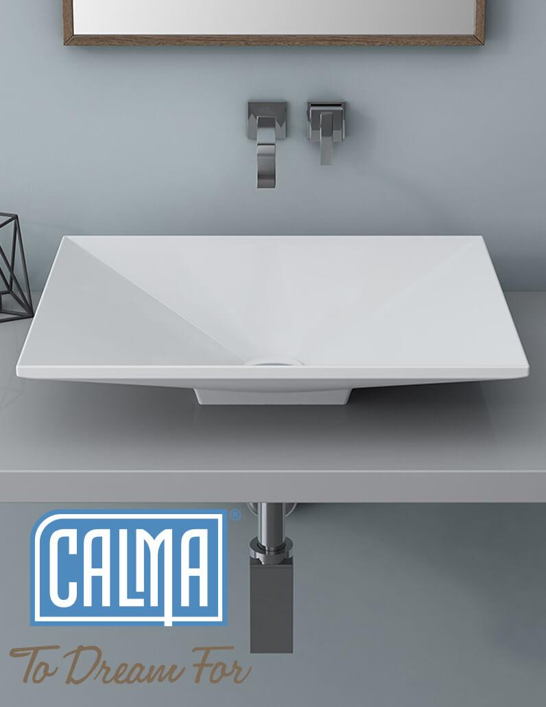 Calma Vessel Sink Brochure