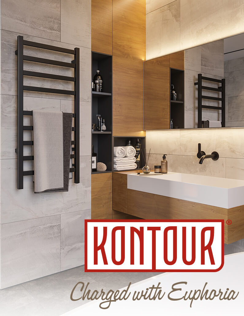 Kontour Towel Warmer Brochure