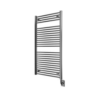 "W1053 - Tuzio Savoy 23.5"" x 47.5"" Towel Warmer - Chrome"