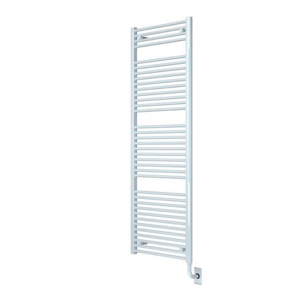 """W1081 - Tuzio Savoy 23.5"""" x 66.5"""" Towel Warmer - White"""