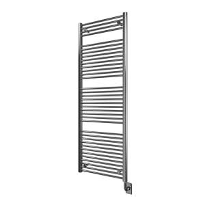 "W1083 - Tuzio Savoy 23.5"" x 66.5"" Towel Warmer - Chrome"