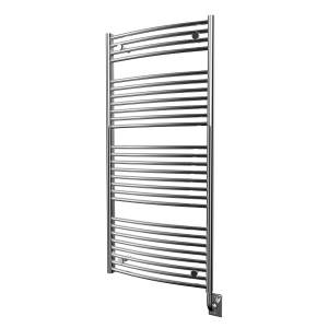 "W2053 - Tuzio Blenheim 23.5"" x 51"" Towel Warmer - Chrome"