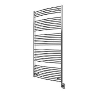 "W2093 - Tuzio Blenheim 29.5"" x 64.5"" Towel Warmer - Chrome"