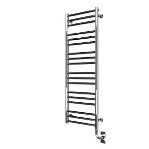 "W4303 - Tuzio Sorano 19.5"" x 47.5"" Towel Warmer - Chrome"