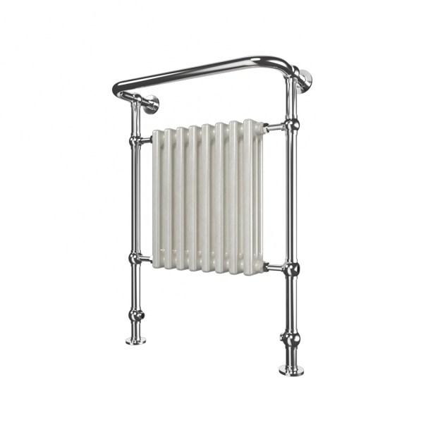 "H6043 - Tuzio Flanders Traditions 26.5"" x 37"" Towel Warmer - Chrome"