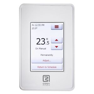 T5268 ts Thermostat - CosyFloor Infloor Heating Touchscreen