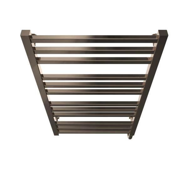 """W3206 - Tuzio Avento 23.5"""" x 31"""" Towel Warmer - Polished Nickel"""