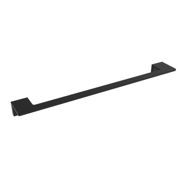 "V61135 - Volkano Ash 18"" Towel Bar - Matte Black"