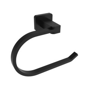 V64315 - Volkano Spark Towel Ring - Matte Black