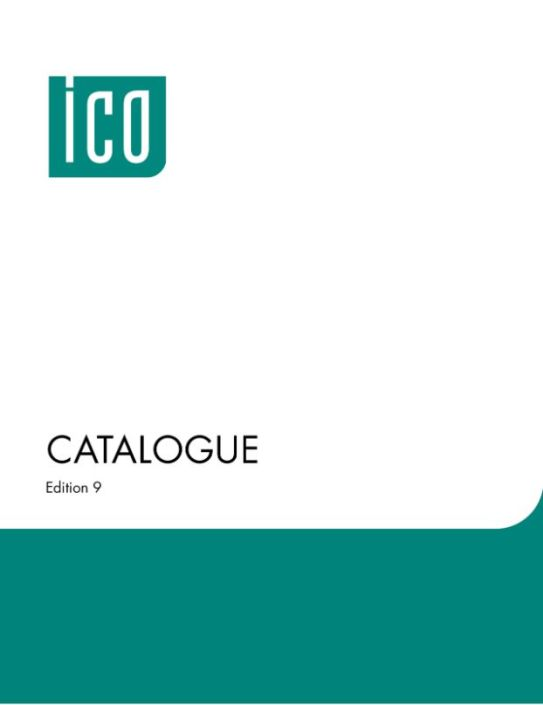 Edition 8 ICO Product Catalogue
