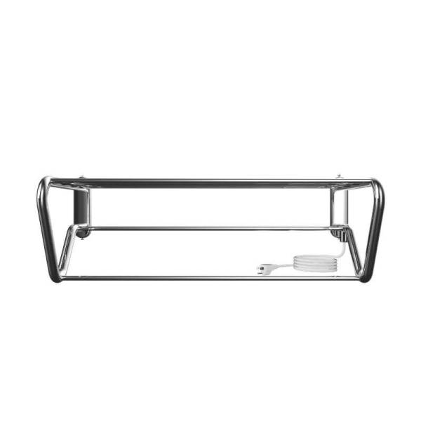 K2023E - Turn Towel Warmer - Chrome