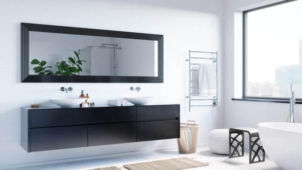 K4043W Towel Warmer
