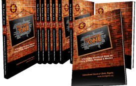 The Power of One – A Forty Day Devotional Guide on Unity of Faith, Purpose and Mission