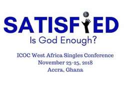 Singles: ICOC West Africa Singles Conference 2018