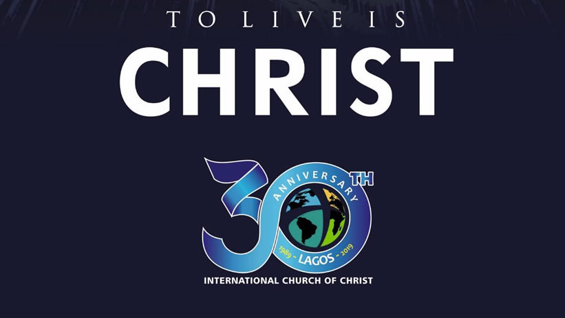 2019 Power Series Anniversary Edition – To Live is Christ