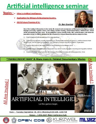 Final AI Seminar Poster1