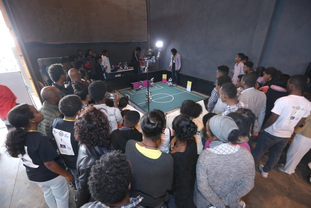 iCog Makers Robosccer Cup 2019