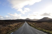 The long, lonely road to Neist Point