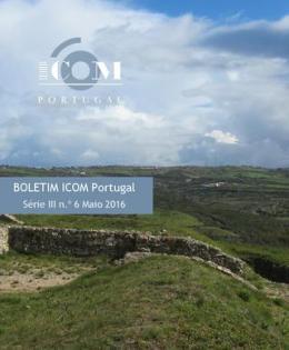 Boletim ICOM Portugal, série III, n.º 6, Maio 2016