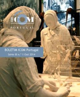 Boletim ICOM Portugal, série III, n.º 1, Out 2014