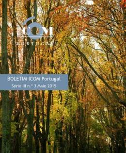 Boletim ICOM Portugal, série III, n.º 3, Maio 2015