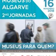 Museus para quem? – 2ª Jornadas – Rede de Museus do Algarve