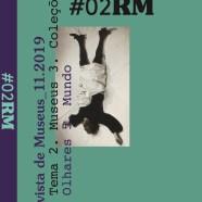 Artigo sobre o Projeto Mu.SA sobre museus e a sociedade digital na nova Revista de Museus (RM) da DGPC